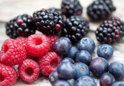 Note : 10/10 pour les fruits rouges