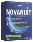 Acheter Novanuit Triple Action Comprimés B/30 à TOURS