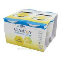 Clinutren Dessert 2.0 Kcal Nutriment Vanille 4cups/200g à TOURS
