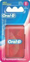 Oral B Interdental Set, Ultrafine, Cylindrique, Bt 12 à TOURS