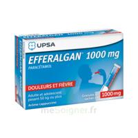 Efferalgan 1g Cappuccino Granules 8 Sachets à TOURS