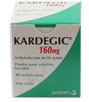Kardegic 160 Mg, Poudre Pour Solution Buvable En Sachet à TOURS
