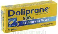 Doliprane 500 Mg Gélules B/16 à TOURS