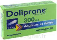 Doliprane 300 Mg Suppositoires 2plq/5 (10) à TOURS