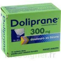 Doliprane 300 Mg Poudre Pour Solution Buvable En Sachet-dose B/12 à TOURS