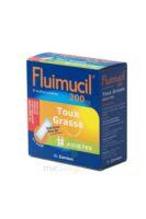 Fluimucil Expectorant Acetylcysteine 200 Mg Adultes Sans Sucre, Granulés Pour Solution Buvable En Sachet édulcorés à L'aspartam Et Au Sorbitol à TOURS