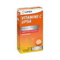 Vitamine C Upsa 500 Mg Fruit Exotique, Comprimé à Croquer à TOURS