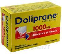 Doliprane 1000 Mg Poudre Pour Solution Buvable En Sachet-dose B/8 à TOURS