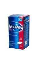 Nicotinell Fruit 2 Mg Sans Sucre, Gomme à Mâcher Médicamenteuse P/96 à TOURS