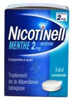 Nicotinell Menthe 2 Mg, Comprimé à Sucer Plaq/144 à TOURS