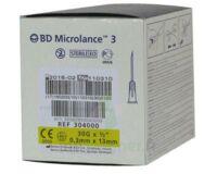 Bd Microlance 3, G30 1/2, 0,30 Mm X 13 Mm, Jaune  à TOURS
