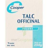 Cooper Talc, Bt 250 G à TOURS