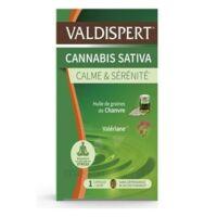 Valdispert Cannabis Sativa Caps Liquide B/24 à TOURS