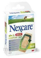 Nexcare Comfort 360° Maxi, Bt 5 à TOURS
