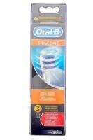 Brossette De Rechange Oral-b Trizone X 3 à TOURS
