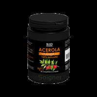 Sid Nutrition Santé Tonique Acérola Vitamine C Comprimés B/30 à TOURS