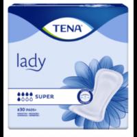 Tena Lady Protection Anatomique Adhésive Super Sachet/30 à TOURS