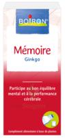 Boiron Mémoire Ginkgo Extraits De Plantes Fl/60ml à TOURS
