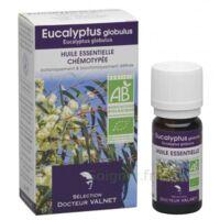 Docteur Valnet Huile Essentielle Bio, Eucalyptus Globulus 10ml à TOURS