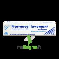 Normacol Lavement Enfants, Solution Rectale, Récipient Unidose à TOURS