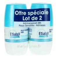 Etiaxil Deo 48h Roll-on Lot 2 à TOURS