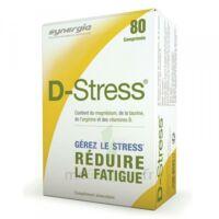 D-stress, Boite De 80 à TOURS