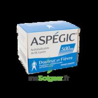 Aspegic 500 Mg, Poudre Pour Solution Buvable En Sachet-dose 20 à TOURS