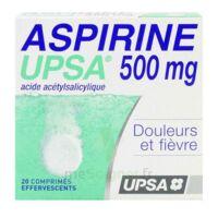 Aspirine Upsa 500 Mg, Comprimé Effervescent à TOURS