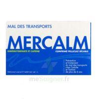 Mercalm, Comprimé Pelliculé Sécable à TOURS