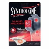 Syntholkine Patch Petit Format, Bt 2