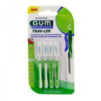 Gum Trav - Ler, 1,1 Mm, Manche Vert , Blister 4 à TOURS