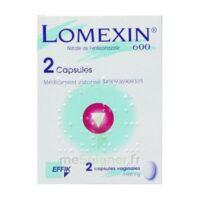 Lomexin 600 Mg Caps Molle Vaginale Plq/2 à TOURS