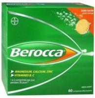 Berocca Comprimés Effervescents Sans Sucre T/60 à TOURS