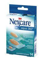 Nexcare Aqua 360° Pansements 3 Tailles B/14 à TOURS