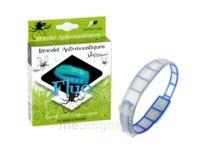 Pharmavoyage Bracelet Phosphorescent Anti-insectes Bleu Fluo à TOURS