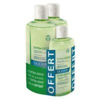 Ducray Shampooing Extra Doux Usage Fréquent 2*fl/400ml+fl/200ml à TOURS