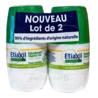 Etiaxil Végétal Déodorant 24h 2roll-on/50ml à TOURS