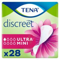 Tena Discreet Protection Urinaire Ultra Mini Sachet/28 à TOURS