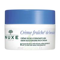 Crème Fraiche® De Beauté - Crème Riche Hydratante 48h Et Anti-pollution50ml à TOURS