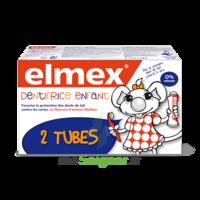 Elmex Duo Dentifrice Enfant, Tube 50 Ml X 2 à TOURS