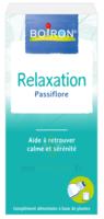 Boiron Relaxation Passiflore Extraits De Plantes Fl/60ml à TOURS