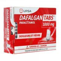 Dafalgantabs 1 G Cpr Pell Plq/8 à TOURS